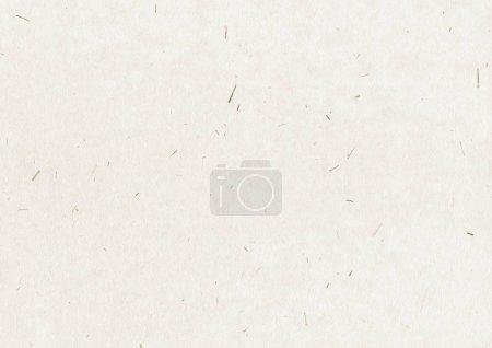 Photo pour Papier blanc recyclé texture fond. Papier peint vintage - image libre de droit