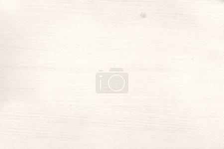 Photo pour Texture de fond en planche de bois blanc. Papier peint vierge - image libre de droit
