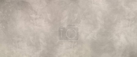 Photo for Light concrete wall banner texture wallpaper - Royalty Free Image