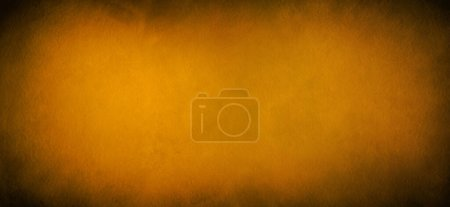 Photo for Abstract dark orange painted background texture - Royalty Free Image
