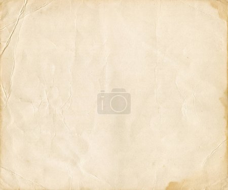 Photo for Old grunge parchment paper texture background - Royalty Free Image