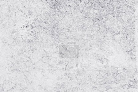 Photo for Bright white grunge distressed textured surface as background - Royalty Free Image