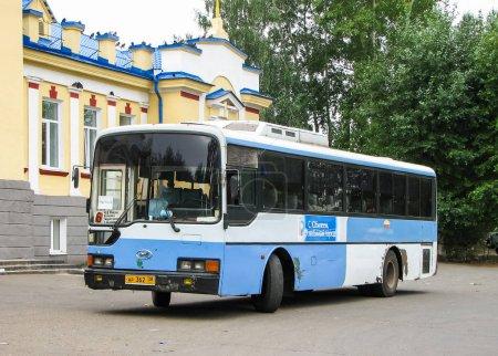 Bratsk Russia August 15 2011