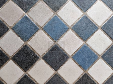 Photo for Abstract old tile background - Royalty Free Image