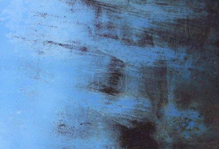 Photo pour Fragment d'un fond abstrait rouillé, image en stock - image libre de droit