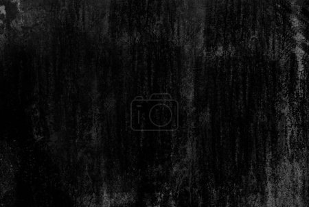 Photo for Grunge texture, wall in a black and white tone - Royalty Free Image