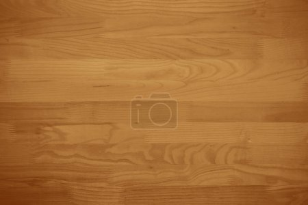 Photo for Brown wooden background: close up of wall made of planks - Royalty Free Image