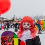 Sheregesh, Kemerovo region, Russia - April 06, 201...