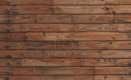 Photo pour Surface de fond de texture bois foncé avec vieux motif naturel - image libre de droit