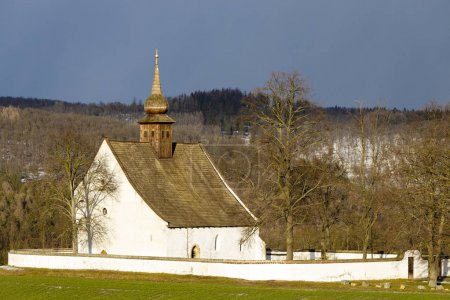 Photo for Chapel of Mother of God, Veveri, Czech Republic - Royalty Free Image