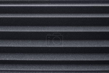 Foto de Trampa baja de espuma acústica para amortiguar el sonido de fondo - Imagen libre de derechos