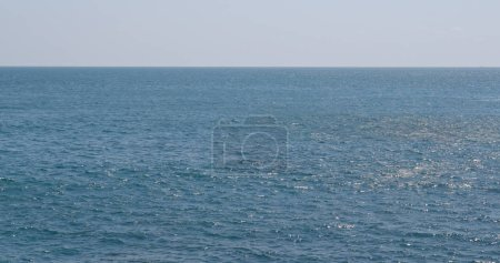 Photo for Seascape against sky view - Royalty Free Image