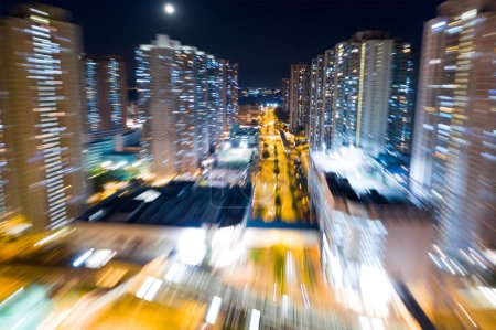 Photo for Blur of city night - Royalty Free Image