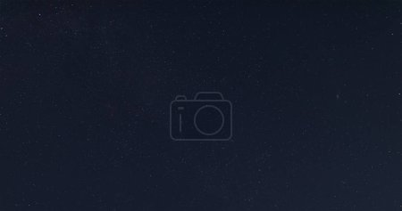 Photo for Stars in sky at dark night - Royalty Free Image