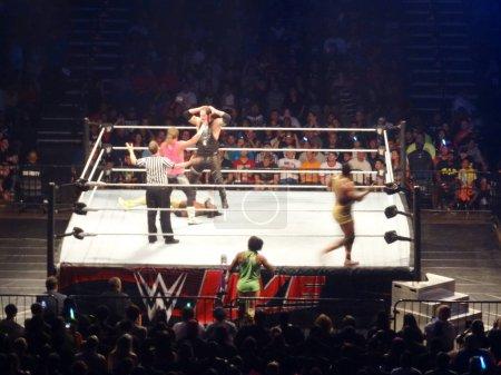 Honolulu September 13 2017 WWE