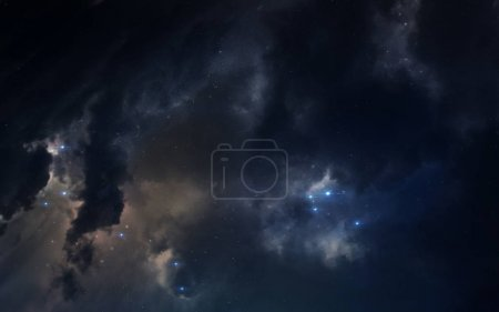 Science fiction space wallpaper, incredibly beauti...