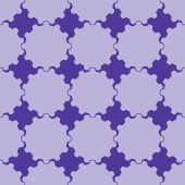 Seamless gear background Lilac