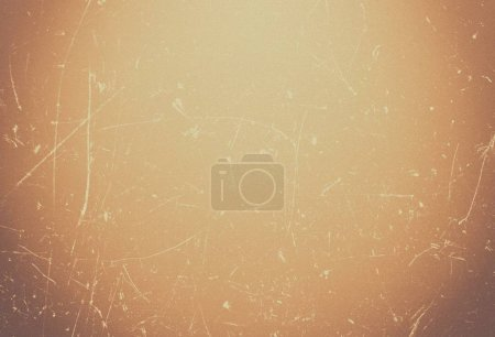 Photo for Beige grunge background with scratches - Royalty Free Image
