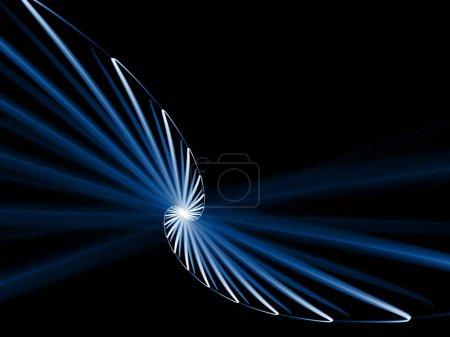 Photo pour Beau motif abstrait pour fond de conception - image libre de droit