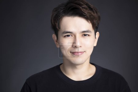 Photo for Portrait of handsome asian young man - Royalty Free Image