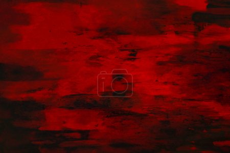 Photo for Red and black abstract background - Royalty Free Image