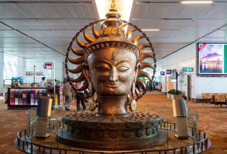 NEW DELHI INDIA CIRCA APRIL