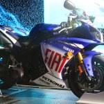 Kuala Lumpur, Malaysia-December 1,2018 :The Yamaha...