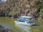 Cruise Boat in Cataract Gorge