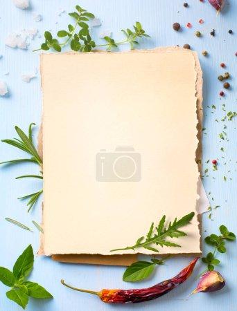 Foto de Arte italiano restaurante casero cocina backgroun - Imagen libre de derechos