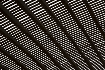 Photo for Closeup detail of the modern architecture detail apstract - Royalty Free Image