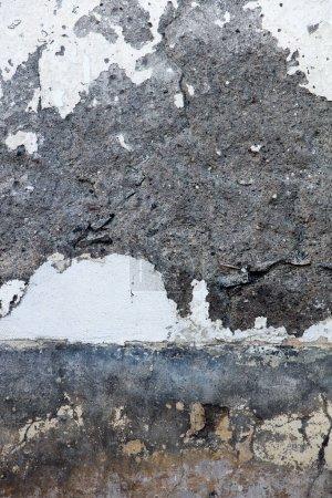 Photo pour Gros plan de la vieille texture grunge mur toile de fond - image libre de droit
