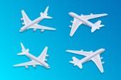 isometric passenger airplane 02