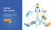 Start up project banner 01