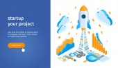 Start up project banner 02
