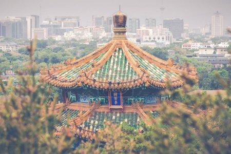 Photo pour La Cité Interdite, Pékin, Chine . - image libre de droit