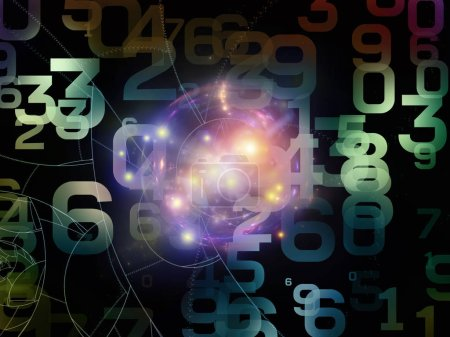 Math of Reality series. Interplay of numbers, ligh...