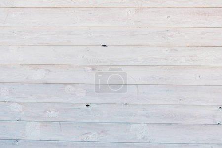 Photo pour Panneaux en bois texture peinte avec une couleur blanche - image libre de droit
