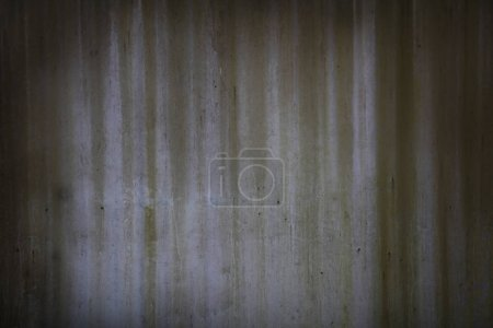 Closeup of grunge stained wall