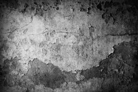 Photo pour Gros plan de béton gris texturé - image libre de droit