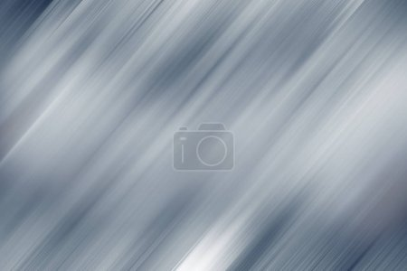 Blurred blue diagonal lines background