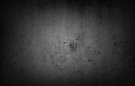 Foto de Gris con textura de fondo. Bordes oscuros - Imagen libre de derechos