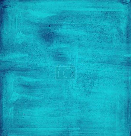 Photo pour Gros plan de fond texturé bleu - image libre de droit