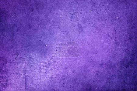 Foto de Primer plano del fondo de hormigón texturizado púrpura . - Imagen libre de derechos
