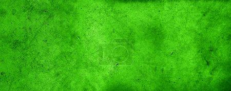 Foto de Primer plano de fondo de pared con textura verde . - Imagen libre de derechos