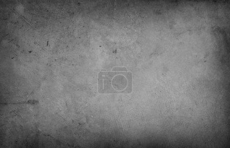 Photo pour Gros plan sur le béton texturé gris - image libre de droit