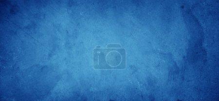 Photo pour Gros plan sur fond bleu texturé. - image libre de droit