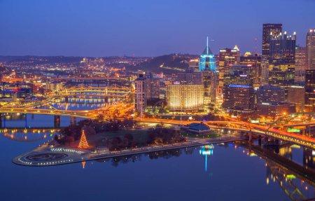 Pittsburgh Pennsylvania USA November 25