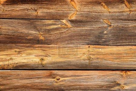 Foto de Textura de madera, madera de fondo, pared de tablón de madera Vintage - Imagen libre de derechos