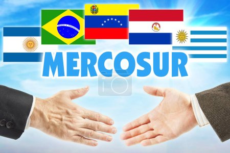 MERCOSUR. International union of some states of So...