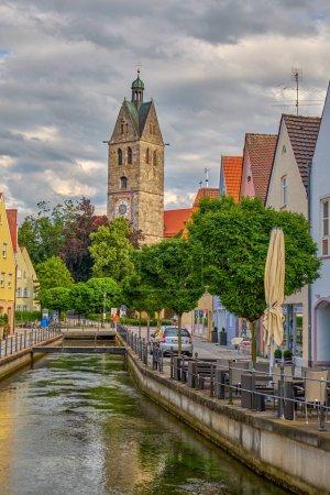 Memmingen in Deutschland